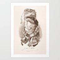 Diane O' Nychus Art Print