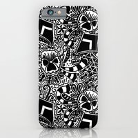 Theta Print iPhone 6 Slim Case
