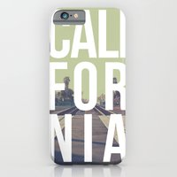 California on the Tracks Again iPhone 6 Slim Case