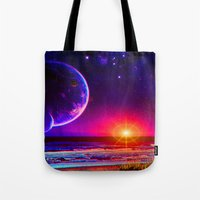 Tranquility Beach Tote Bag