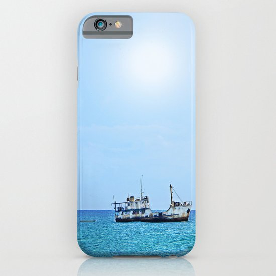 RUST FLOATS (Guadacanal, Solomon Islands) iPhone & iPod Case