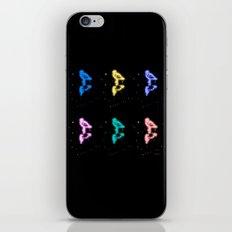 Little Birdland 'Round Midnight iPhone & iPod Skin