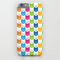 Cats iPhone 6 Slim Case