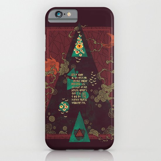 Coded iPhone & iPod Case