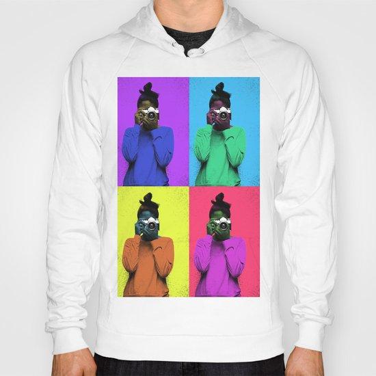 The Warhol Affect Hoody