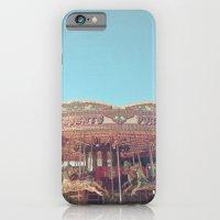 Magical Horses iPhone 6 Slim Case