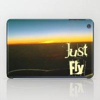 Just Fly iPad Case
