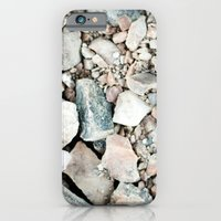 iPhone & iPod Case featuring Stone Cold Fox by The Omnivore