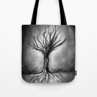 Untitled (Wraith) Tote Bag