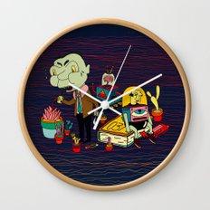 Die Geschichte der Gottlosen Wall Clock
