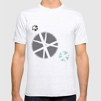 poufs Mens Fitted Tee Ash Grey SMALL
