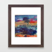 #88 Framed Art Print