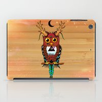 Ever watchful iPad Case