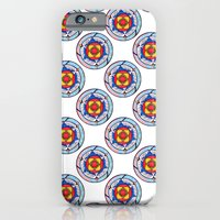 Celtic Wingcircle White iPhone 6 Slim Case