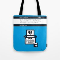 No011 MY Miss Lonelyhearts Book Icon poster Tote Bag