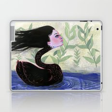 Yvonne Swan Laptop & iPad Skin