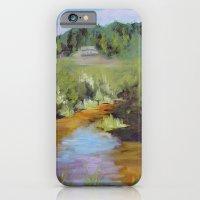 Walk The Lake iPhone 6 Slim Case