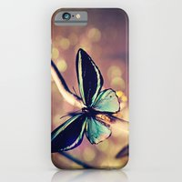 Sparkle And Wings iPhone 6 Slim Case