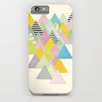french iPhone & iPod Cases featuring French Alps by Cassia Beck