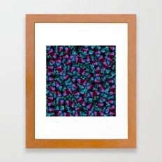 THE PAINTED LADIES Framed Art Print