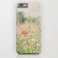 wild flowers ...  iPhone 6 Slim Case