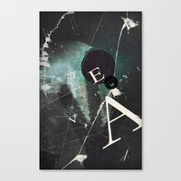 VEA 20 Canvas Print