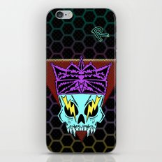 King Demon iPhone & iPod Skin