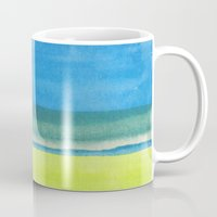 Water And Color 7 Mug