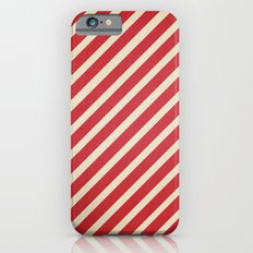 Candy Cane Slim Case iPhone 6s