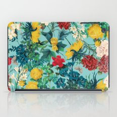 Summer Botanical III iPad Case