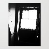 3rd Floor Room Canvas Print
