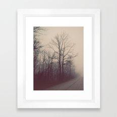 Gloam Framed Art Print