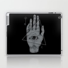 Witch Hand Laptop & iPad Skin