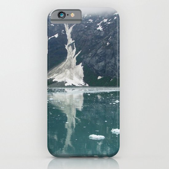 alaskan ice. iPhone & iPod Case