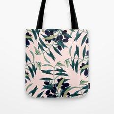 Olive Branch Pattern #society6 #decor #buyart Tote Bag