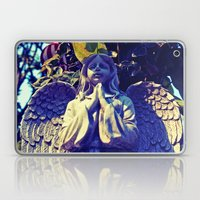 Graveyard Angel Laptop & iPad Skin