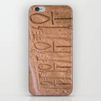 Karnak Temple Ankh Carvi… iPhone & iPod Skin