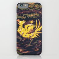 Chocobo With Blossoms iPhone 6 Slim Case