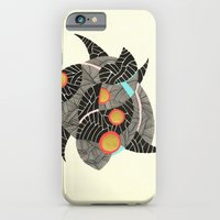 - summer spaceships of love - iPhone 6 Slim Case