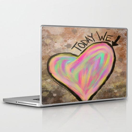 Today We Love Laptop & iPad Skin
