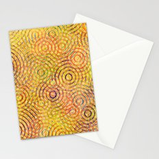 rainbow drizzle Stationery Cards