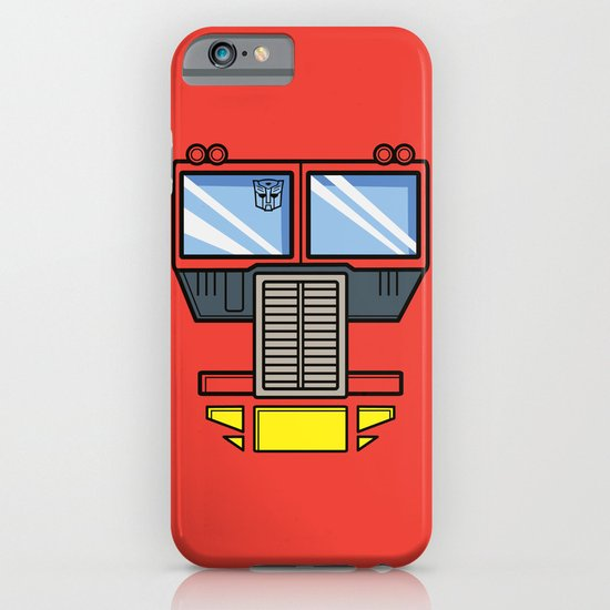 Transformers - Optimus Prime iPhone & iPod Case