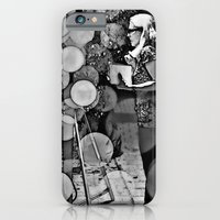 iPhone & iPod Case featuring Watching by Tamar Isaak