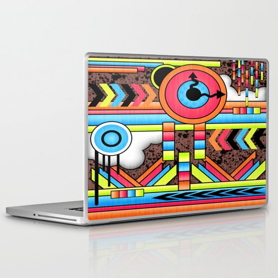 Fun Factory. Laptop & iPad Skin