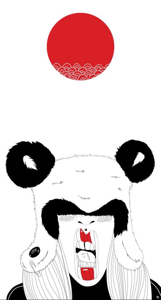 Pand'Hat Art Print