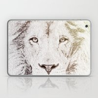 The Intellectual Lion Laptop & iPad Skin