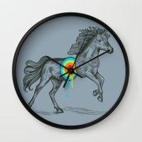 Unicore II Wall Clock