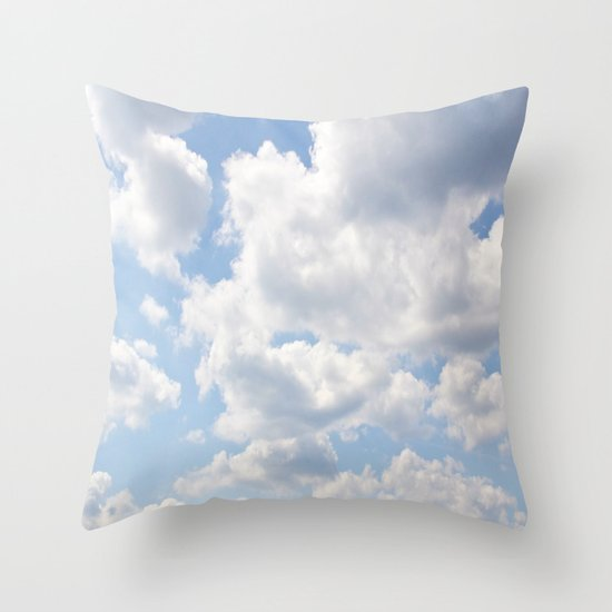 The Simpsons Throw Pillow