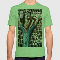All we need is Hope (Solo). Mens Fitted Tee Grass SMALL