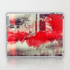 A Season Of Rough Waters Laptop & iPad Skin